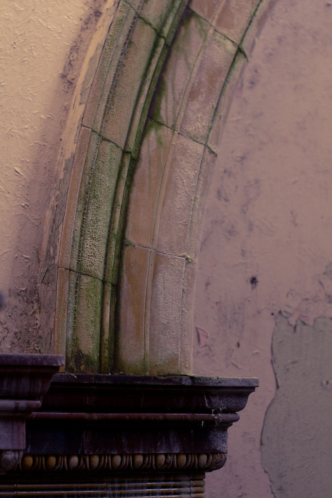 water damage photo